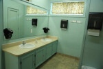 Camper Cabins -- Bathhouse Sinks