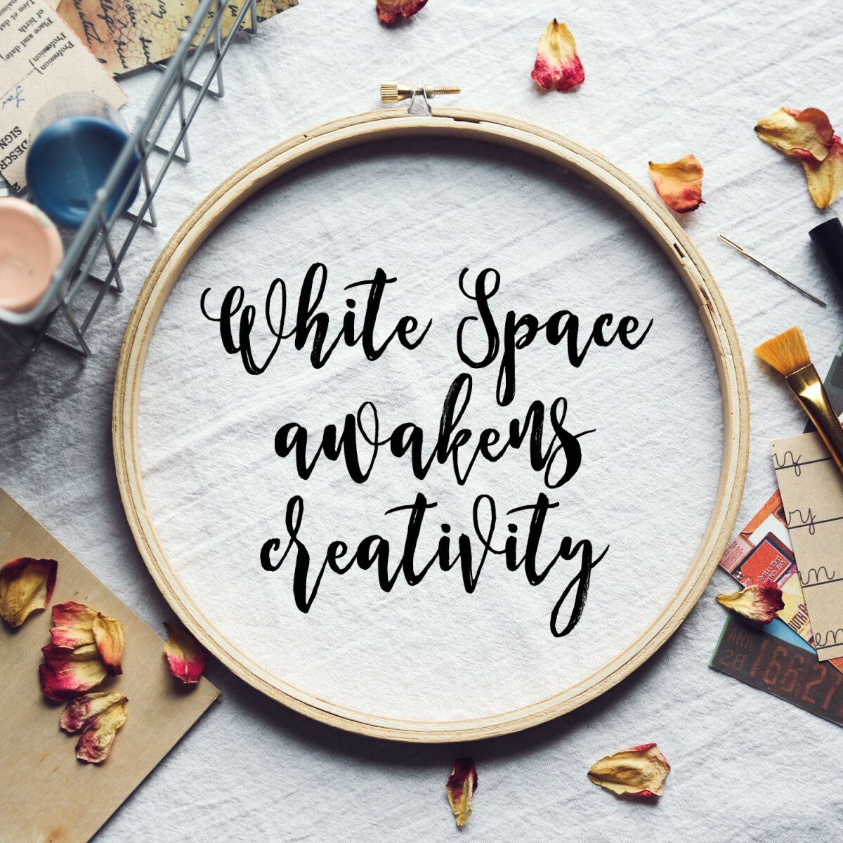 For the Ladies: White Space Retreat