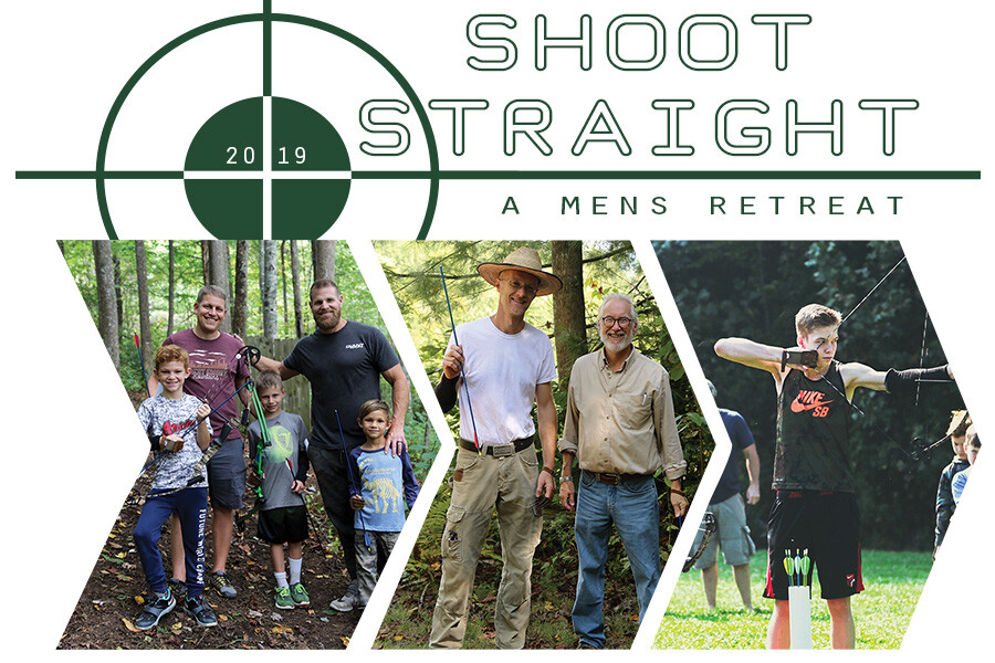 Shoot Straight Men's Retreat